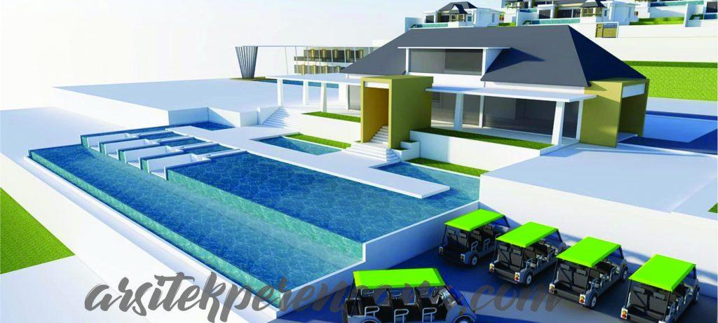 jasa arsitek resort