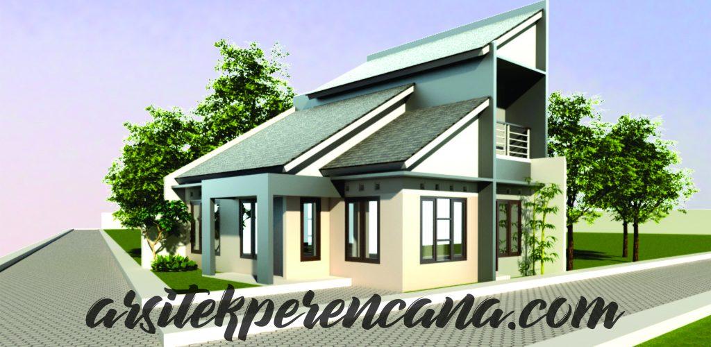 Desain Rumah Ibu Tipuk di Jogja   Jasa Arsitek Perencana ...